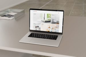 design interior online store